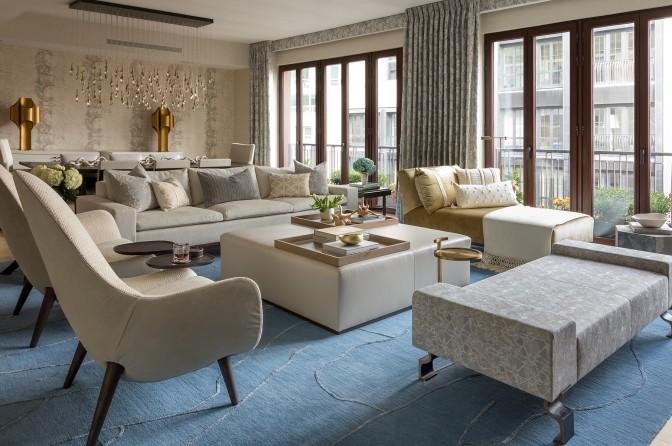 Upper West Side Loft Interior Designer