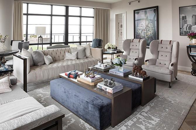 West Village Duplex Interior Designer NYC
